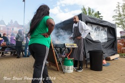 Classic BBQ by Birmingham photographer Barry Robinson