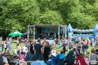 CoCoMad Stage by Birmingham photographer Barry Robinson