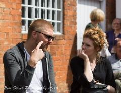 In conversation by Birmingham photographer Barry Robinson