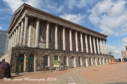 Making space by Birmingham photographer Barry Robinson