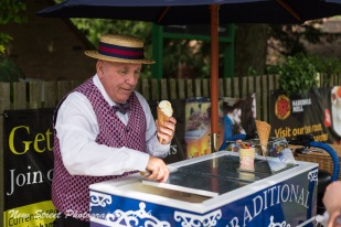 Traditional ice cream by Birmingham photographer Barry Robinson